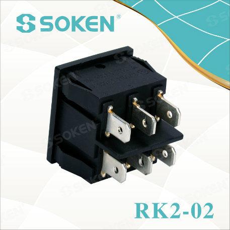 Electronic Rocker Switch