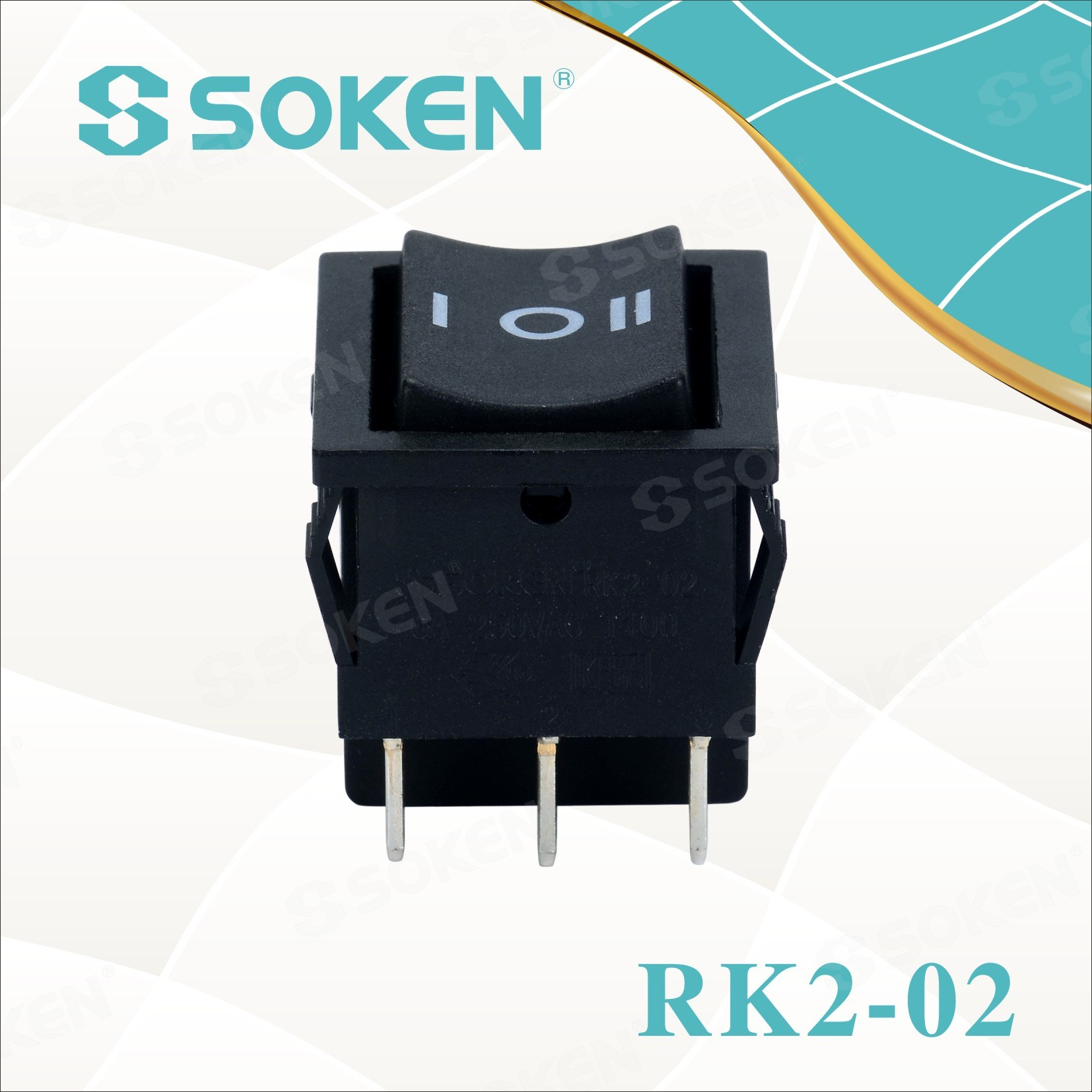 Electronic rookaha Switch