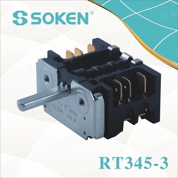 Key foornada Qaybo 2 Jago Switch Rotary T150 TUV