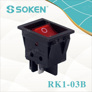 Великий Illuminated Rocker Switch