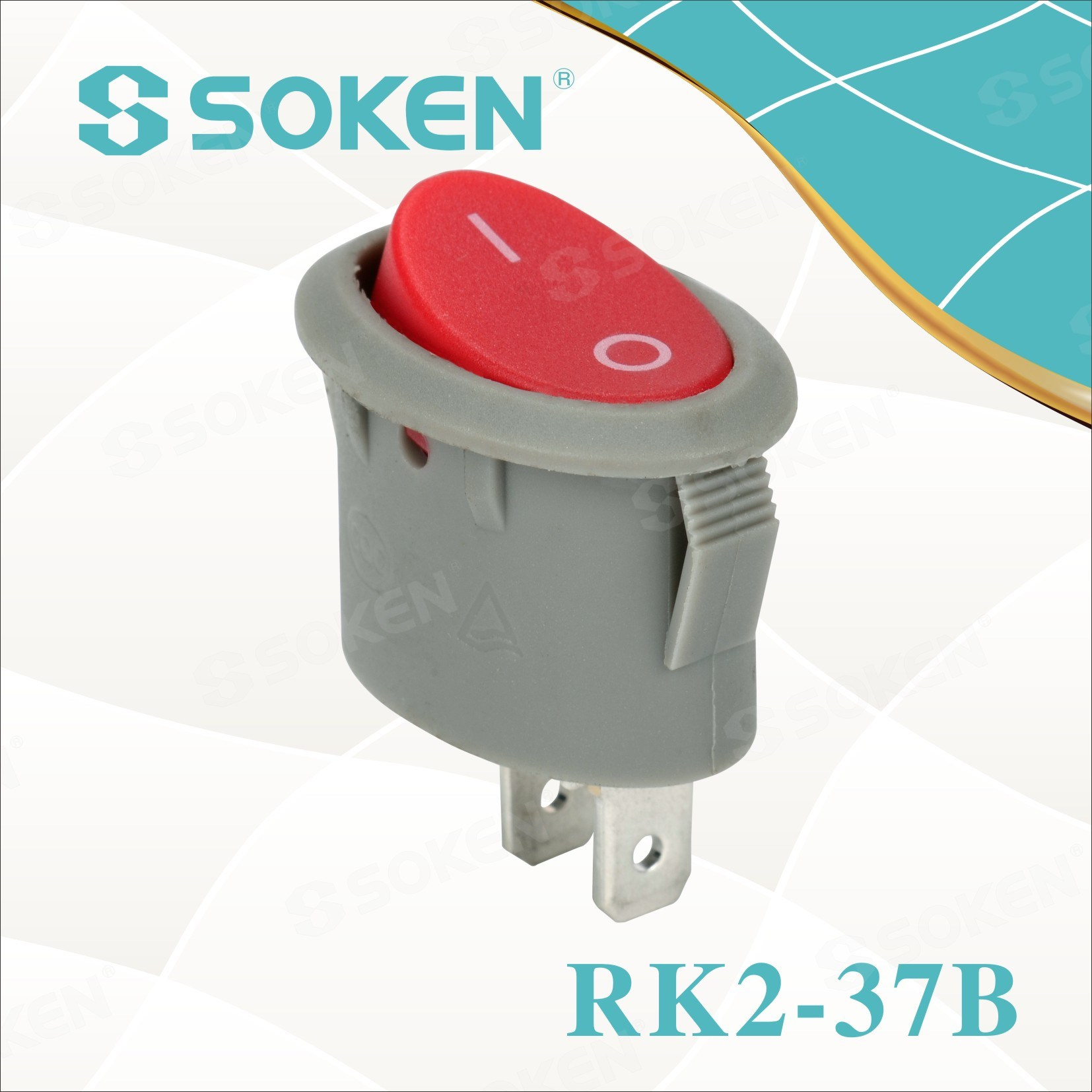factory Outlets for Fishnet Light - Rocker Switch – Master Soken ...