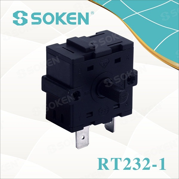 Soken 4 Jago Switch Rotary for foornada Rt232-1