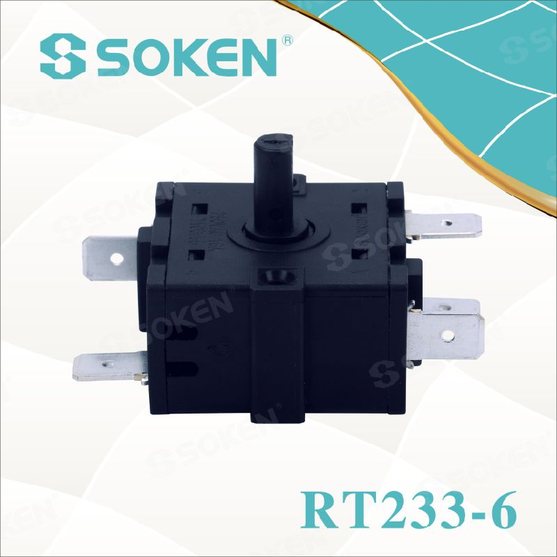 Soken Cleaner Rotary Switch