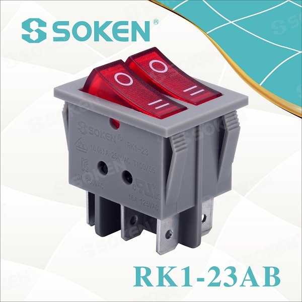 Gisus-an! Switch Double rocker Switch T85 kaluha Button