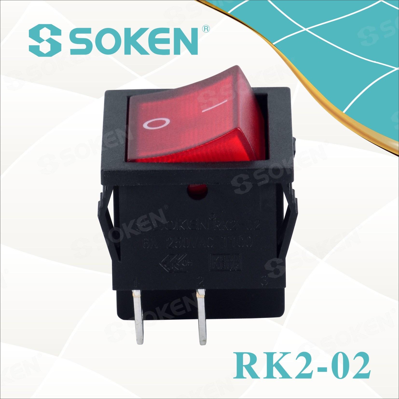 Mini Spsd Rocker Switch